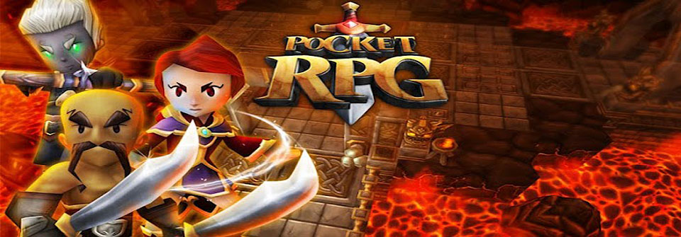 Pocket RPG and Siegecraft from Crescent Moon Games invades