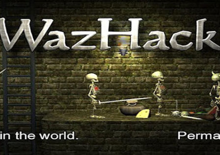 WazHack-android-game