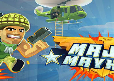 major-mayhem-android-game