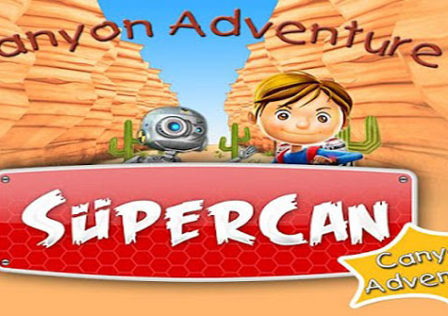 supercan-canyon-adventure-android-game