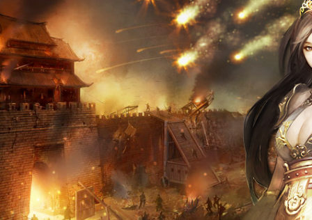 Chaos of Three Kingdoms Android game live