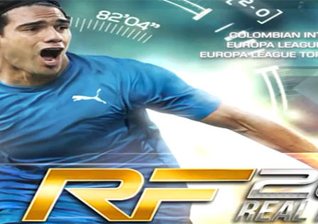 Real-Soccer-2013-android-game
