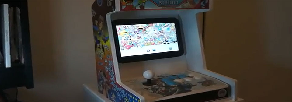 android-arcade-cabinnet