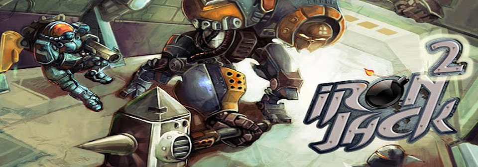 Defcon Studios unleashes their mech filled platformer Iron ...