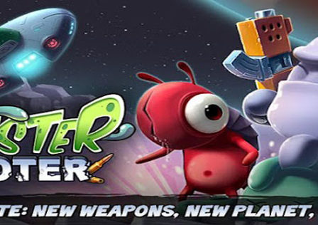 Monster-Shooter-Ice-Planet-update-android