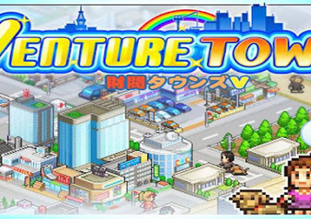Venture-Towns-Android-game