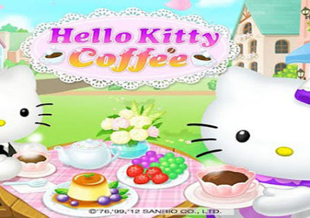 hello-kitty-coffee-android-game