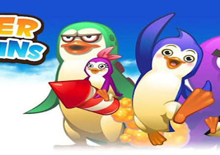 super-penguins-android-game