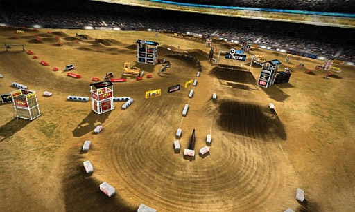 2XL Games releases another motocross title called 2XL Supercross HD
