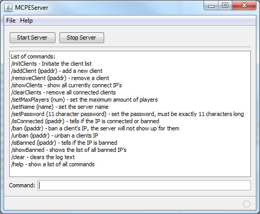 Hosted Minecraft: Pocket Edition online multiplayer server