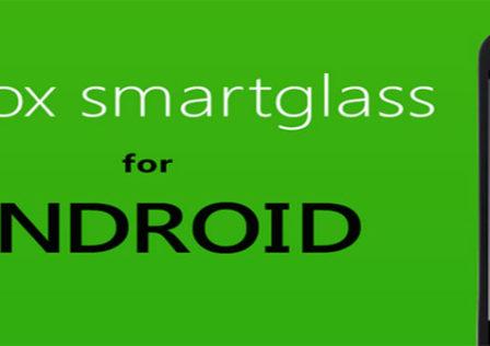 Xbox-Smart-Glass-andoid-live