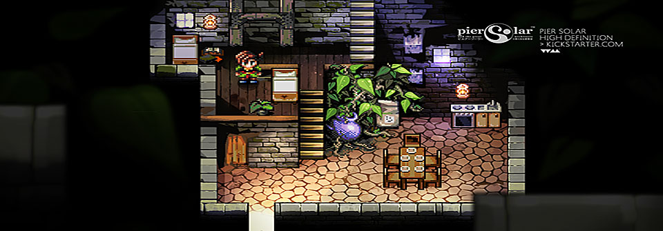 Massive 16-bit RPG Pier Solar HD gets shown off in new trailer