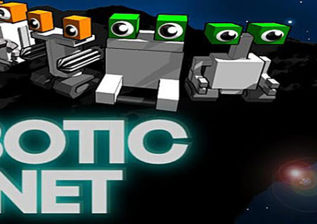 Robotic-Planet-android-game