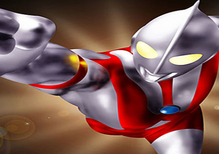 Ultraman-Android-Game