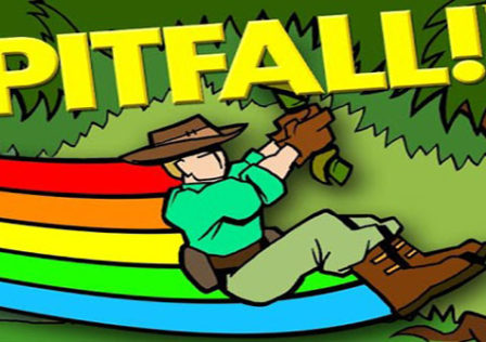 pitfall-android-game