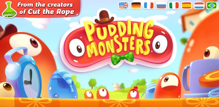 pudding monsters android game live