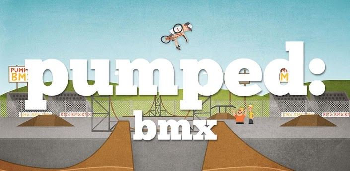 pumped bmx android game