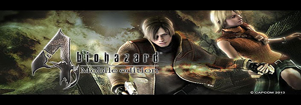 Resident Evil 4 hits Google Play but only in Japan - Droid Gamers