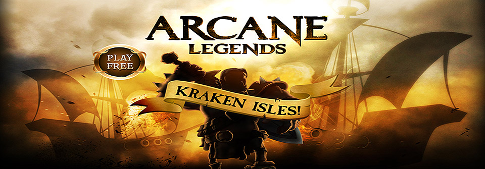 Arcane-Legends-Kraken-Isles-Update-Android