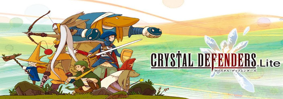 Square Enix releases Crystal Defenders Lite, a pay-per ...
