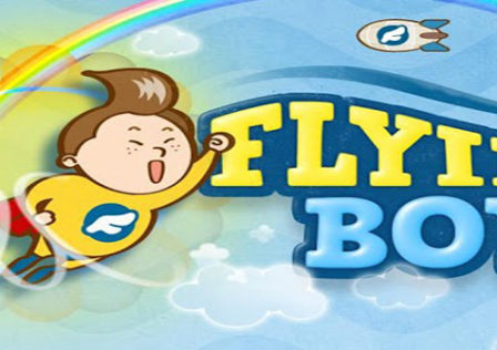 flying-boy-android-game