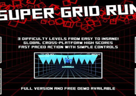 super-grid-run-android-game