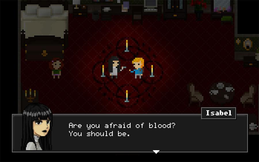 survival games text
