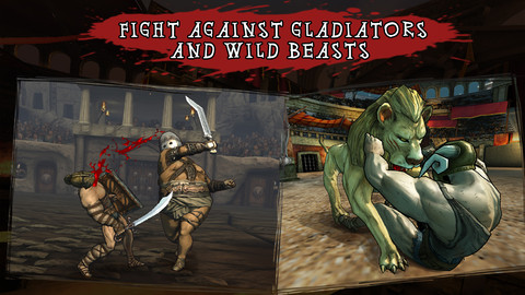 Гладиатор игра на андроид