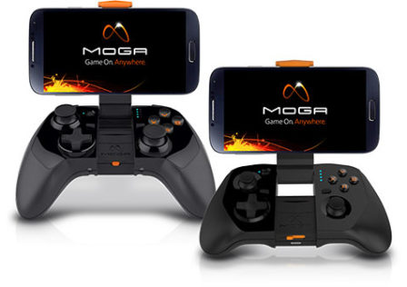 MOGA-power-series-controller