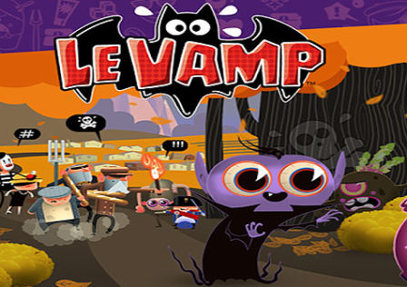 le-vamp-android-game