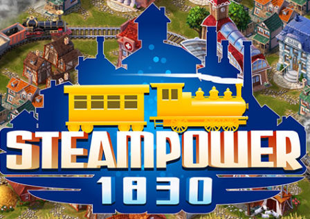 SteamPower1830-android-html5-game