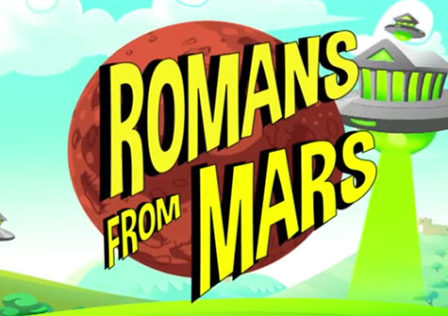 Romans-From-Mars-android-game