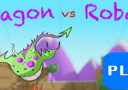 dragons-vs-robots-android-game