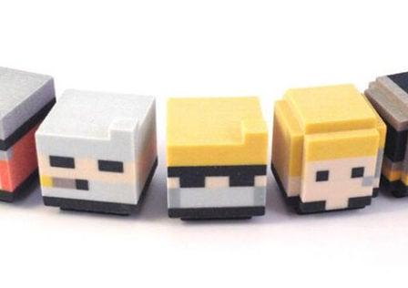Gunslugs-figurines
