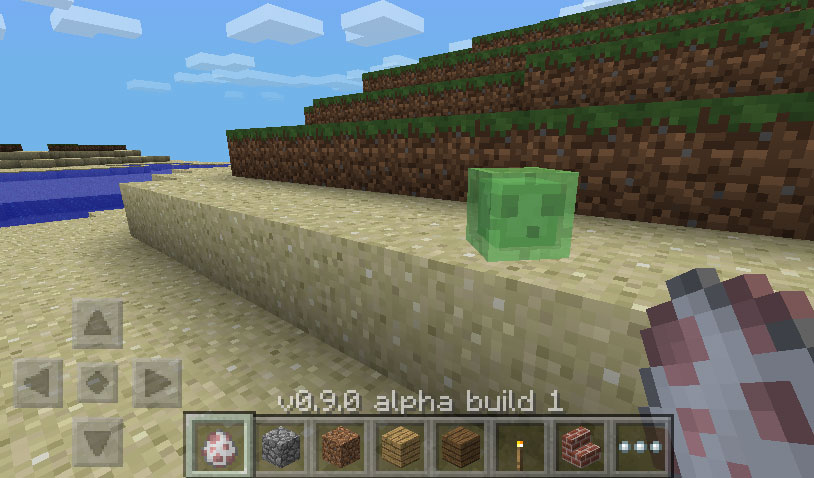 Upcoming Minecraft: Pocket Edition 0 9 0 update will finally