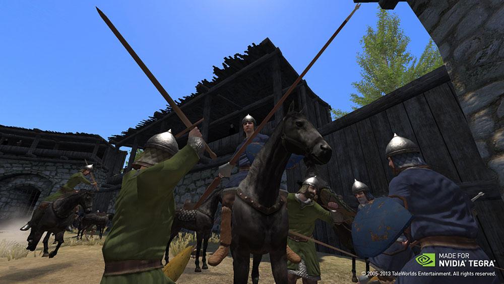 Скачать Игру Mount And Blade На Андроид - фото 8