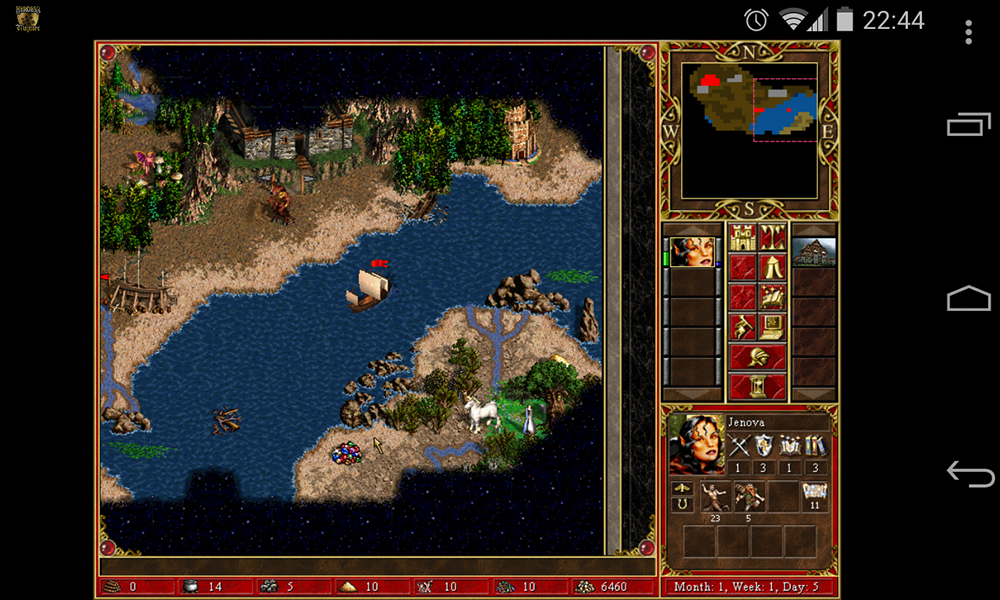 heroes of might and magic 3 for android phone