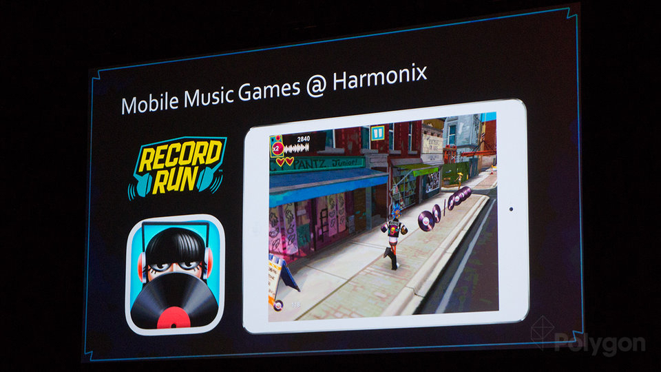 harmonix announces record run at pax east a combination of endless runner and rhythm gaming. Black Bedroom Furniture Sets. Home Design Ideas