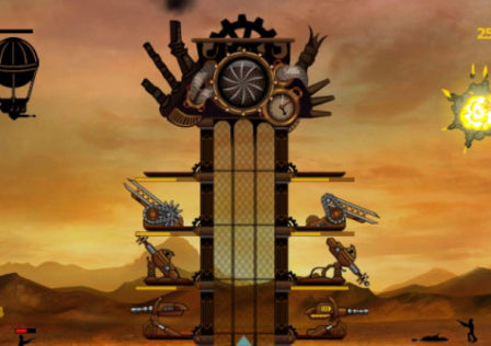 SteamPunk-Tower-Android-Game