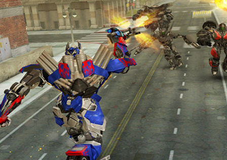 Transformers-Age-of-Extinction-Android-Game