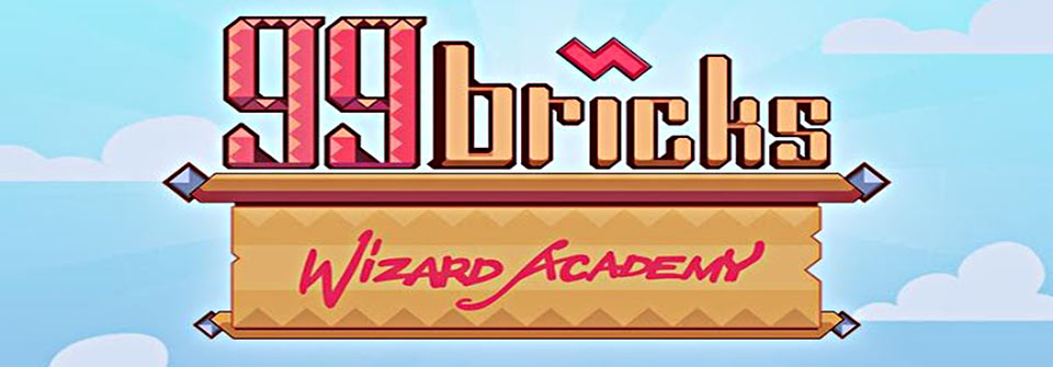 99 Bricks Wizard Academy Is A New Tetris Style Of Game But It Does Have One Very Significant Twist To Then Most Other Ones That Mimic