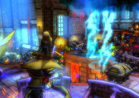 Dungeon-Defenders-Eternity-Android-Game