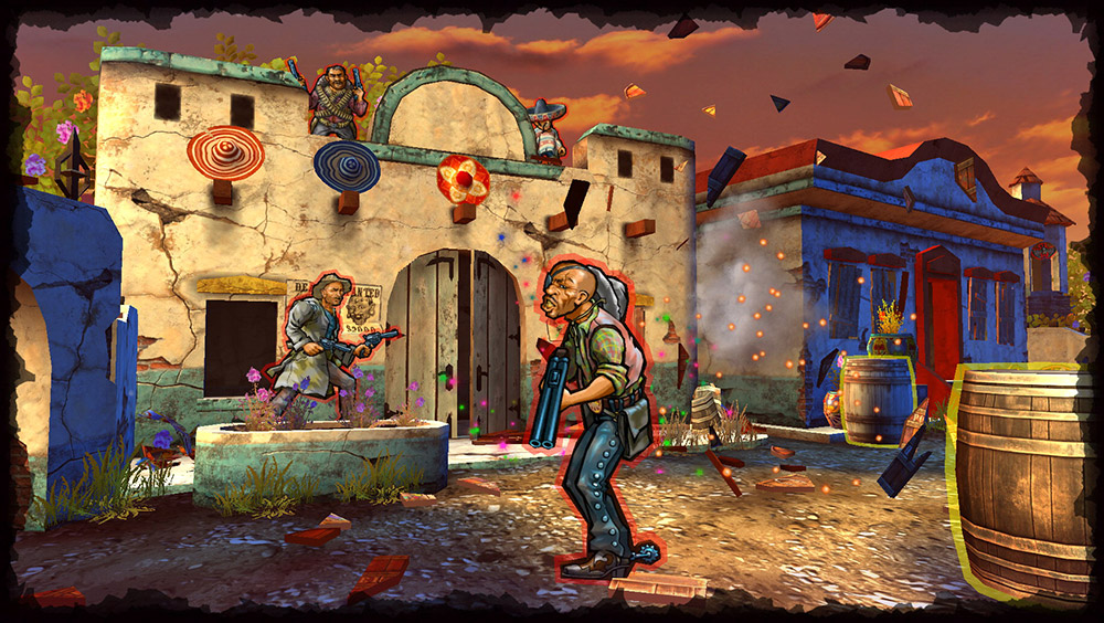 Out Now in the Amazon App Store: Mad Bullets - A Lively