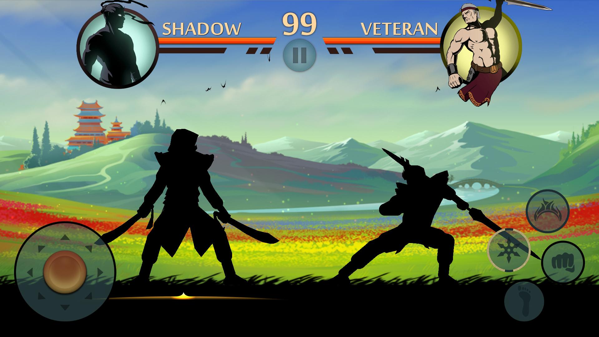 Игра shadow fight 2 на компьютер скачать