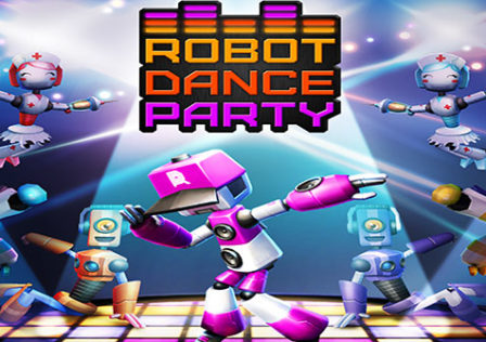 Robot-Dance-Party-Android-game