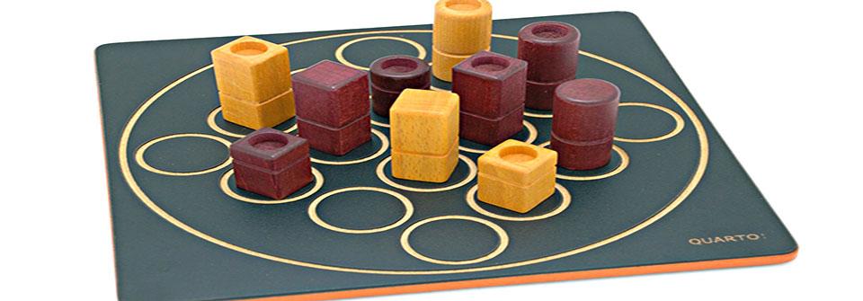 Qautro-Board-Game