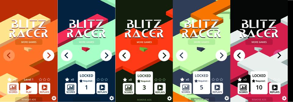 Blitz-Racer-Game