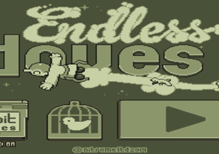 Endless-Doves-Game