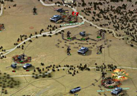 Frontline-Android-Game