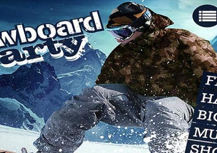 Snowboard-Party-Android-Game